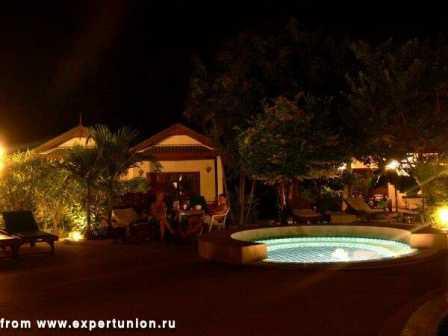 Ландшафтное освещение, подсветка фонтанов, подсветка деревьев 9